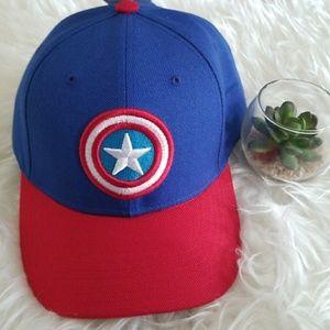 5dc5a2d840e Marvel Captain America Snapchat Cap